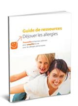 Guide de ressources Déjouer les allergies