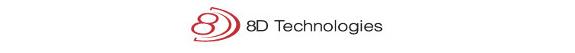 8D Technologies Inc Logo
